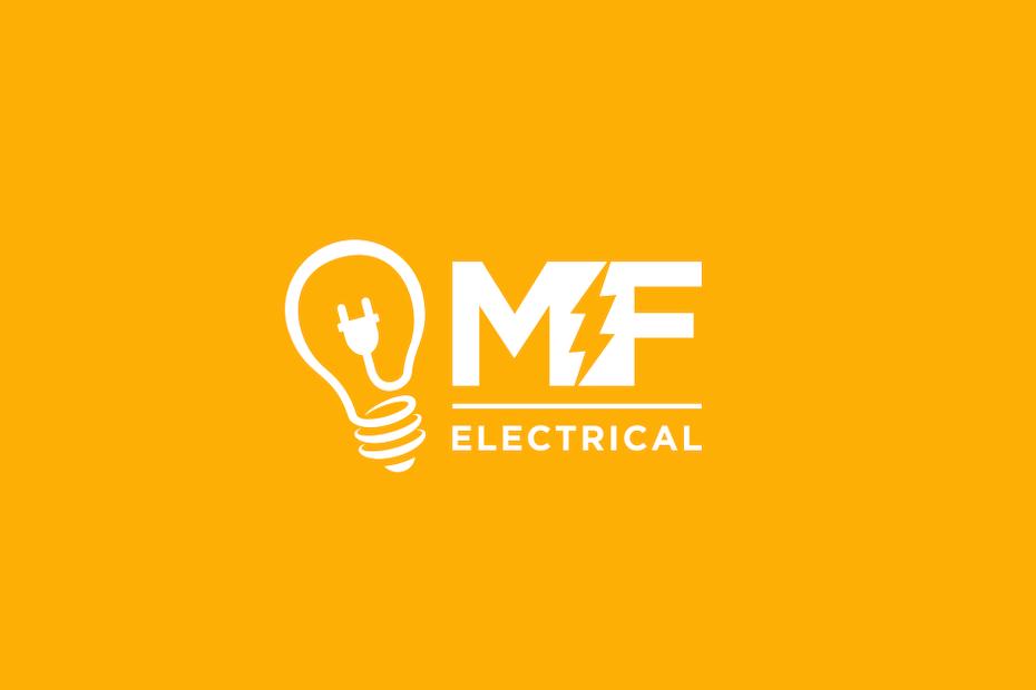 MF Electrical logo