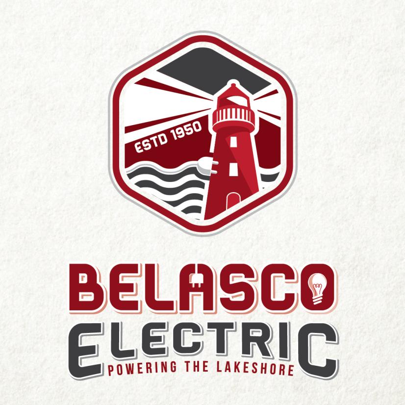 Belasco Electric logo