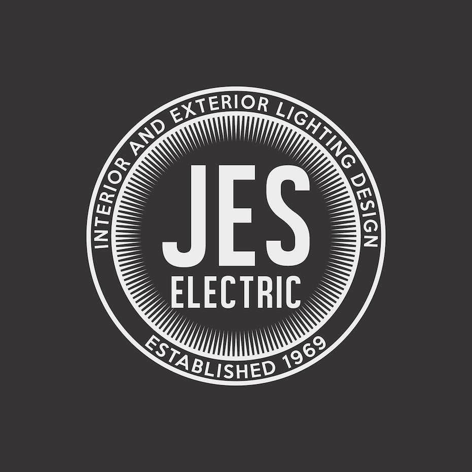 JES Electric logo
