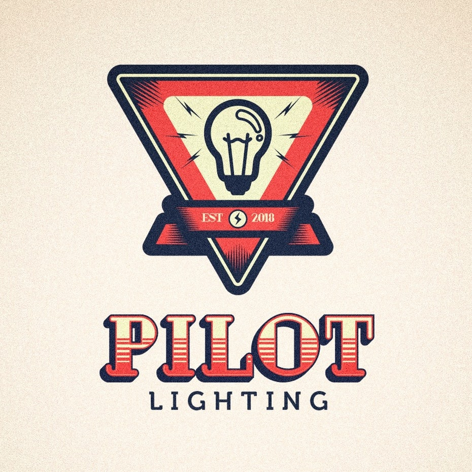 Pilot Lighting logo