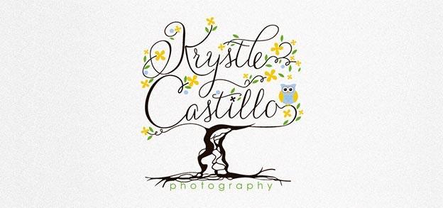 Logo: Krystle Castillo Photography