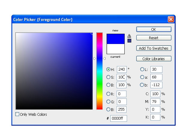 Exploring The Real Color Wheel In Photoshop Designer Blog