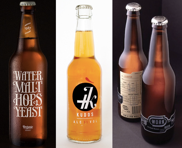 Craft beer design