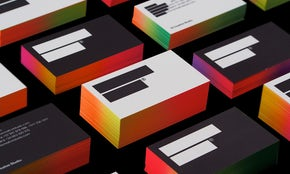 4 tips to get you started in business card design