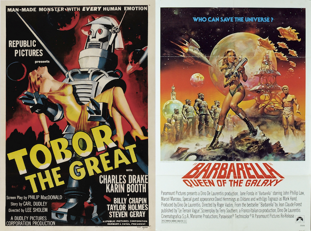 The evolution of the Sci Fi movie poster - 99designs Blog