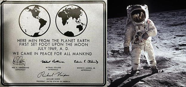 アポロ11号月着陸船「イーグル号」