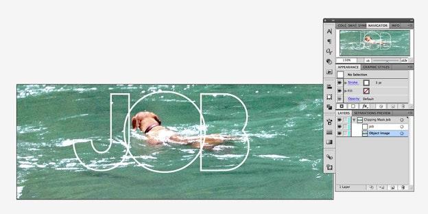Job Swimming