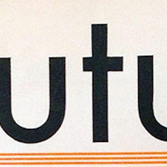 Know your typeface: Futura's amazing past - Designer Blog