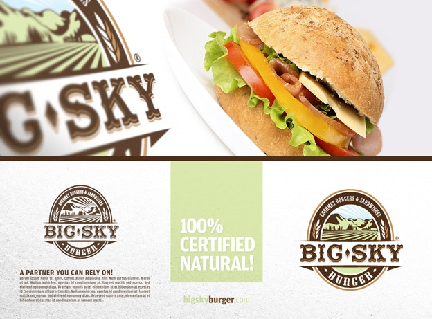 Big Sky Logo