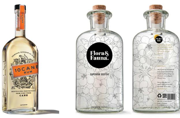 Spirited work: Brilliant liquor label designs - 99designs Blog