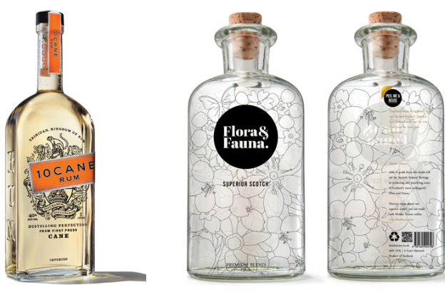 Brilliant Liquor Label Designs