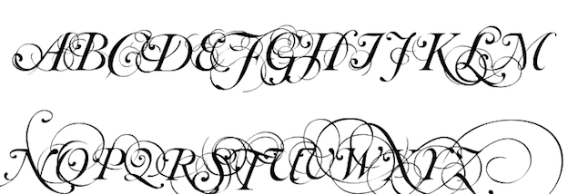 Mutlu Ornamental typeface