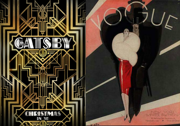 Art Deco A Strong Striking Style For Graphic Design