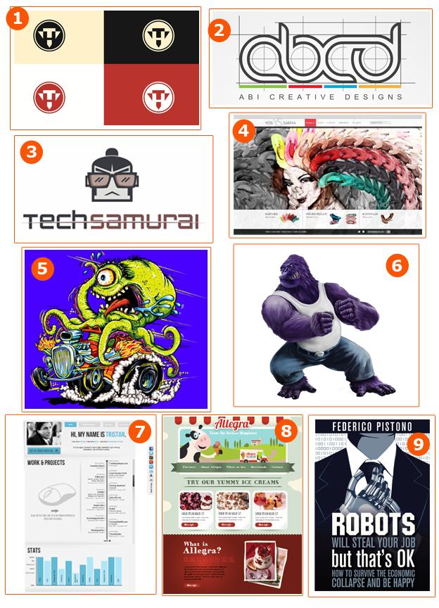 Top 9 June2012