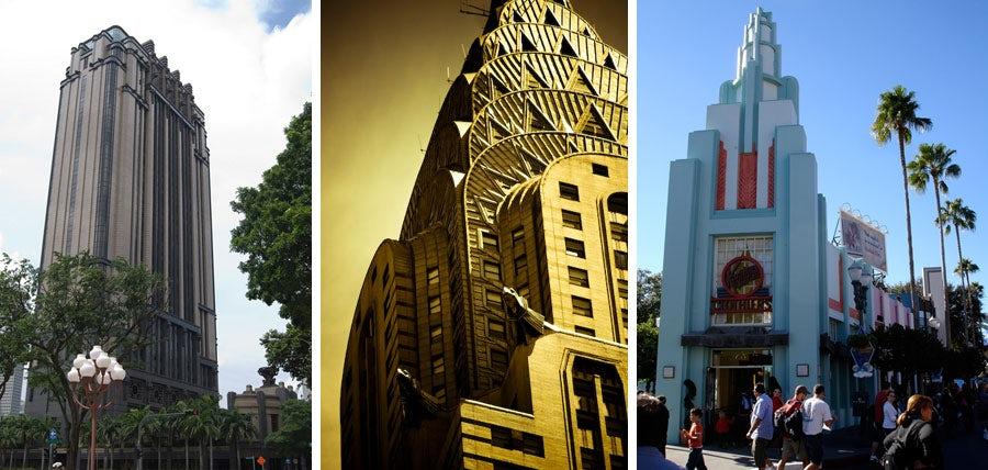 Art Deco: A strong, striking style for graphic design - Designer Blog