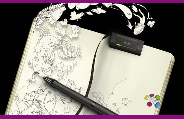 inkling pen by wacom