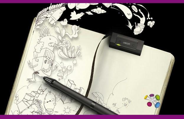 inkling pen by wacom