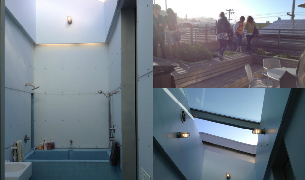 12 takeaways from sf design week 3 highlight events for Open air bathroom designs