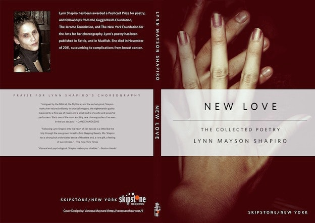 New Love Poetry Book Cover