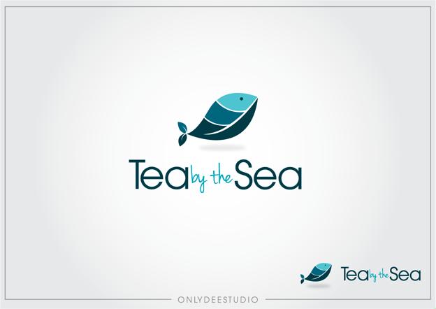 Tea by the Sea logo