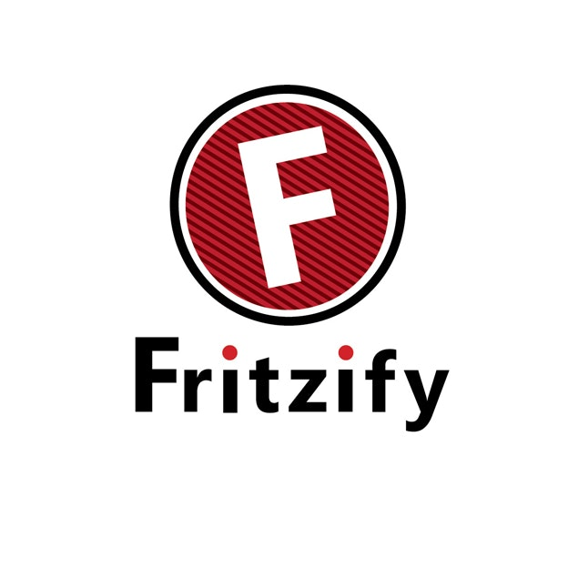 Fritzify logo by greenfrogdesign
