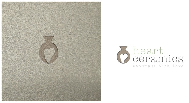 Heart Ceramics Logo by ultrasjarna