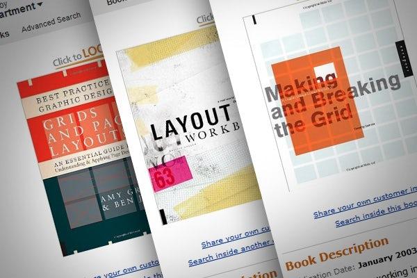 Use Good Layout Books