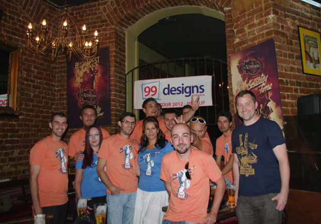 99designs Meetup Trip: Bucharest