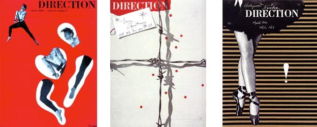 Direction誌のカバー