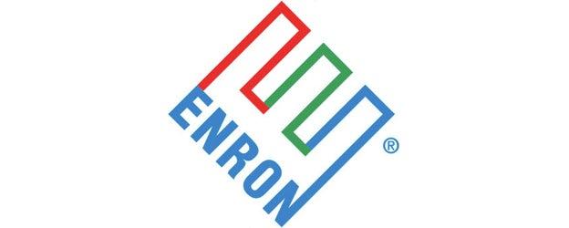 エンロンのロゴ
