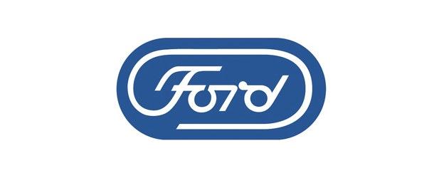 フォードのロゴのリニューアルデザイン