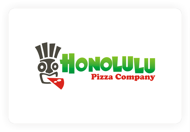Honolulu PIzza Company Logo