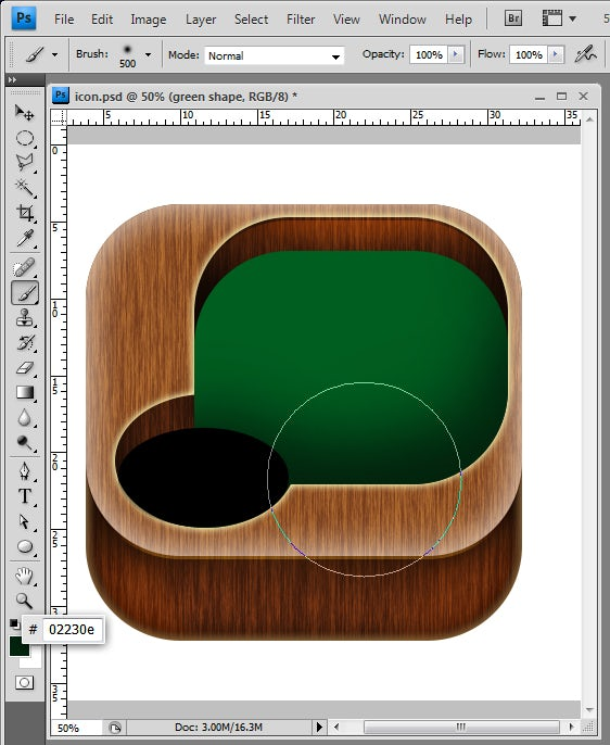 Create an app icon using Photoshop in 20 easy steps