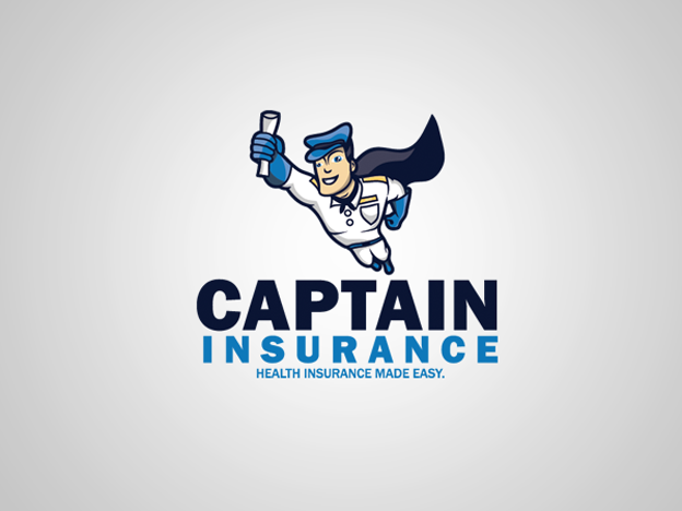 Captain Insurance Logo