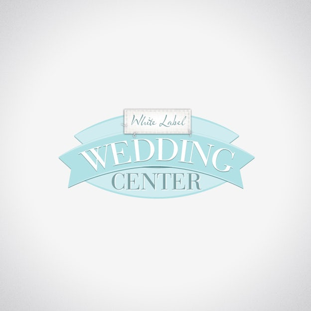 White label wedding logo