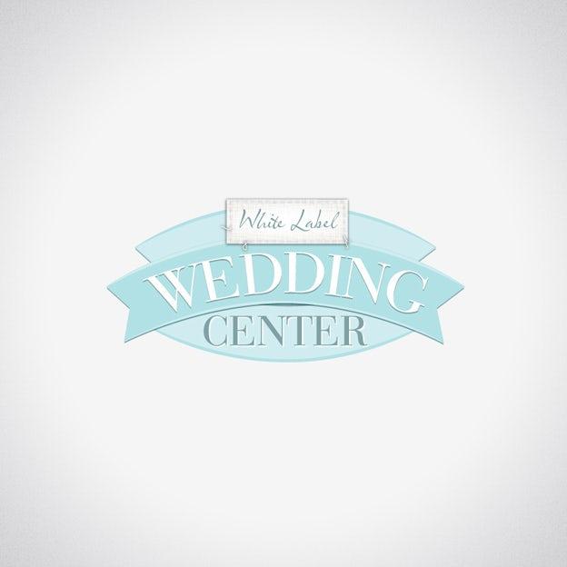 White label wedding logo