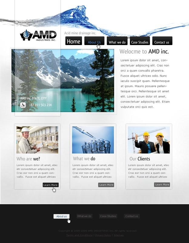 water_website