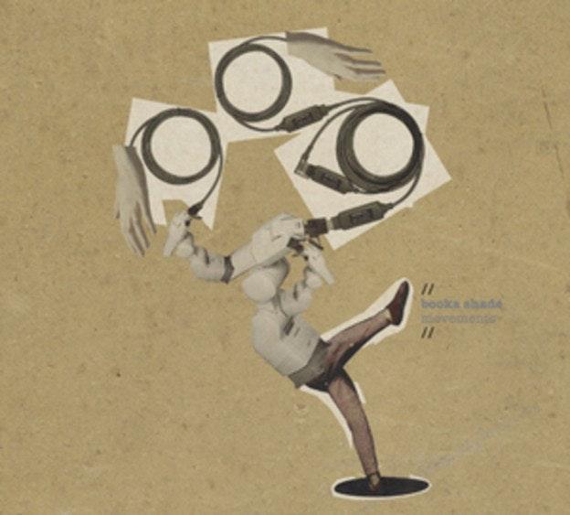 electronic music album art: booka shade