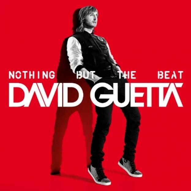 electronic music album art: david guetta