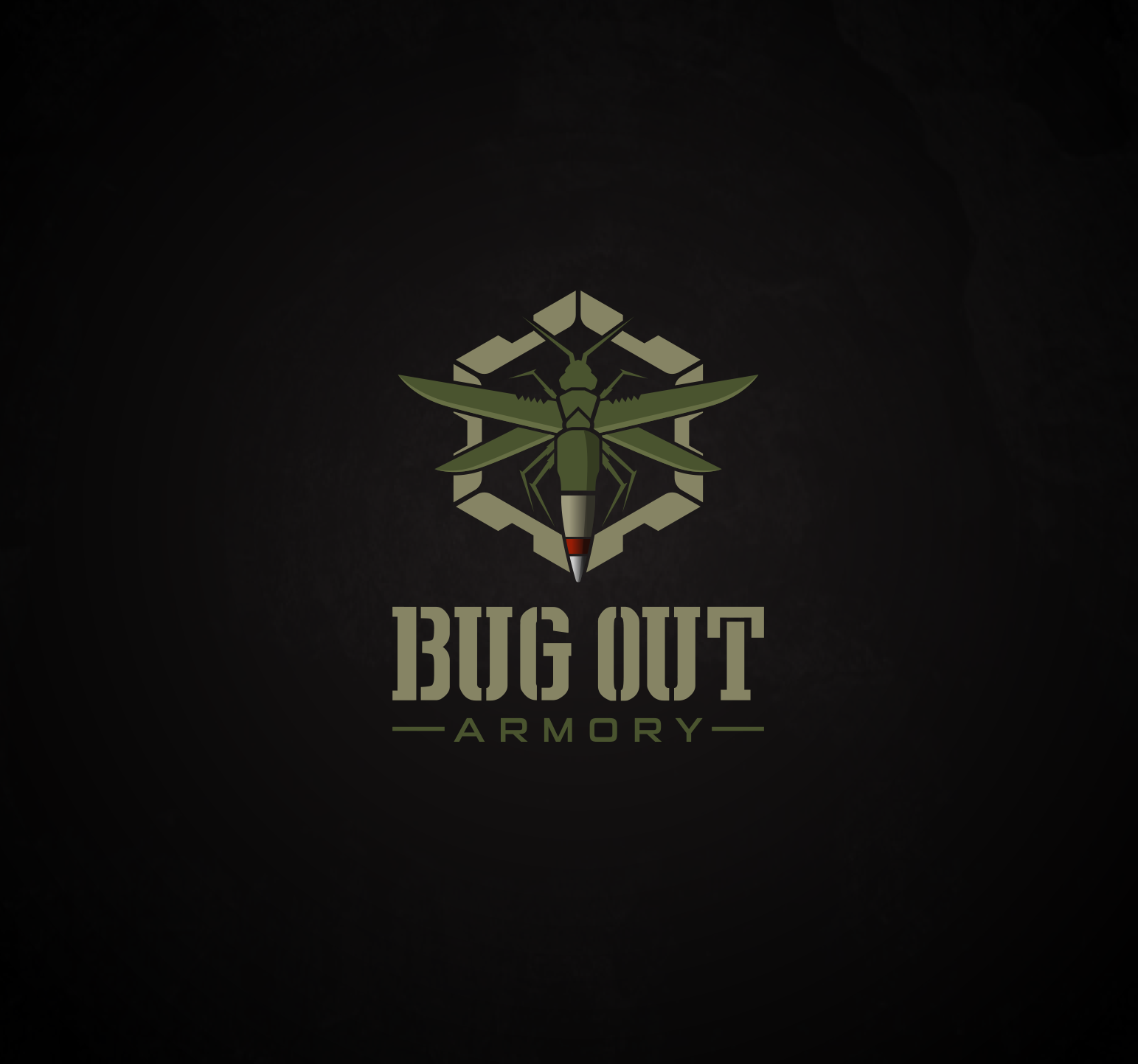 Bug out logo