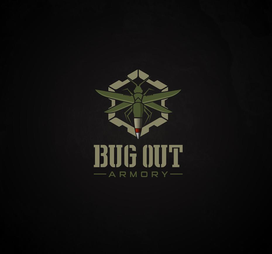 Bug out logo