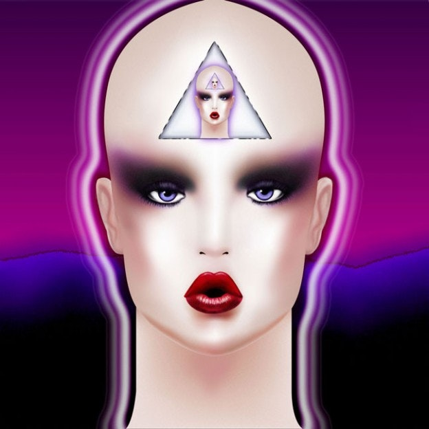 electronic music album art: jimmy edgar