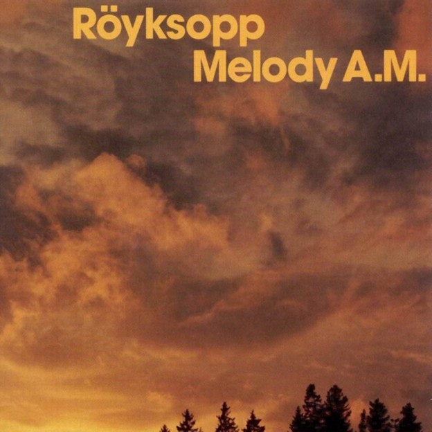 electronic music album art: royksopp