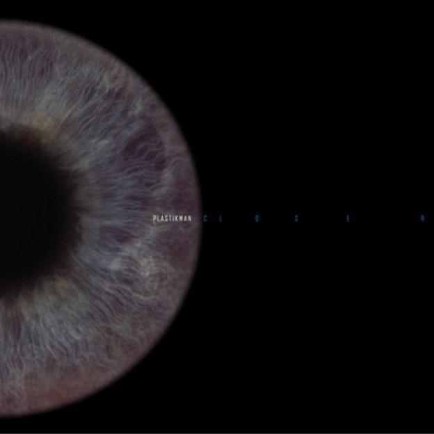 electronic music album art: plastikman