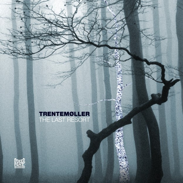electronic music album art: trentemoller