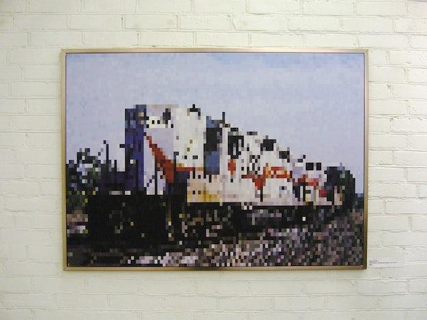 printed pixels