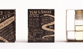Happy Year of the Snake!
