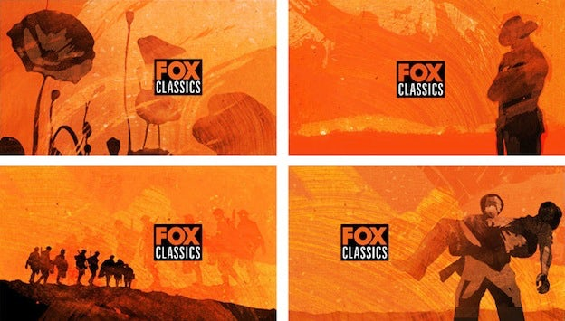 ANZAC Day for FOX Classics Promo
