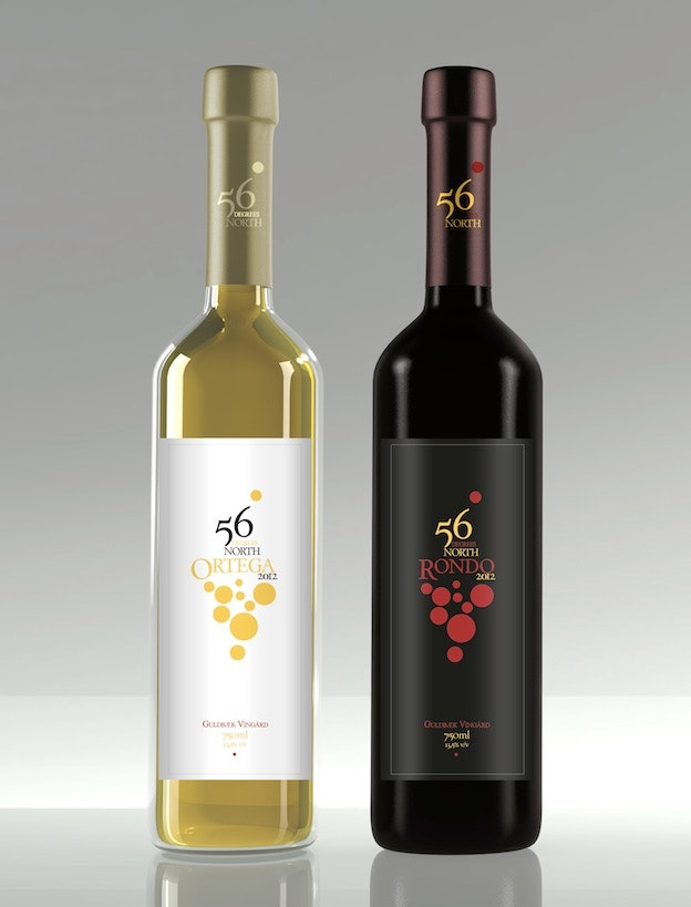 50 Eye Catching Wine Labels By 99designers