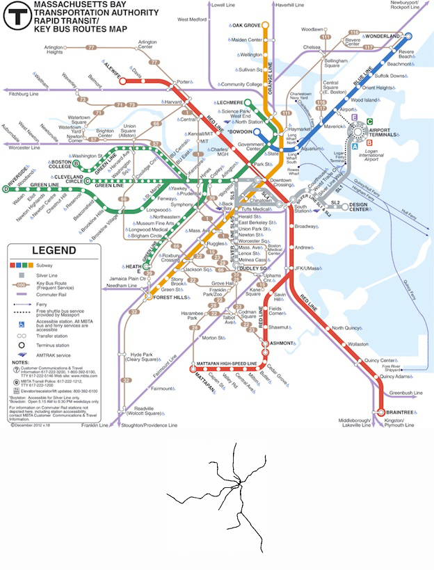 Nyc Subway Map Vs Actual.Massive Impact Design In The World S Subway Maps
